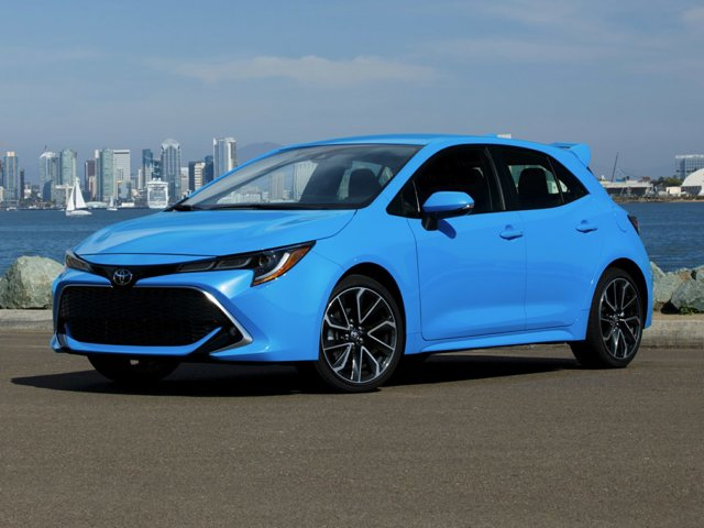 New 2020 Toyota Corolla Hatchback in Cleveland, OH