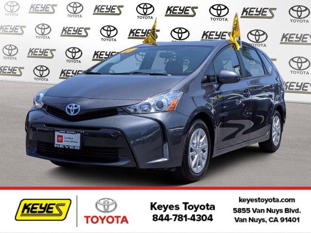 Used 2017 Toyota Prius V in Van Nuys, CA