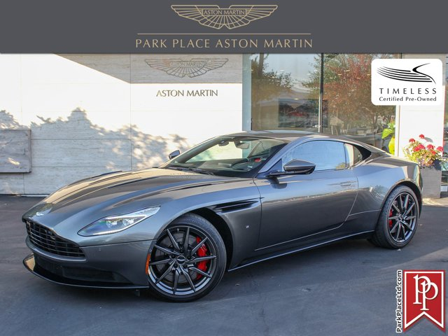 Used 2017 Aston Martin DB11 in Bellevue, WA