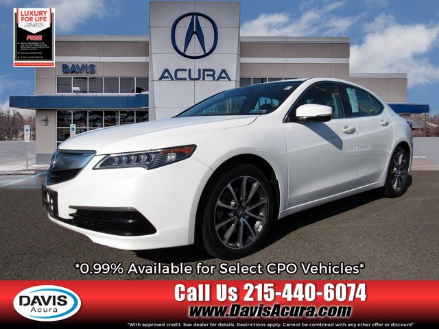 Used 2016 Acura TLX in Langhorne, PA