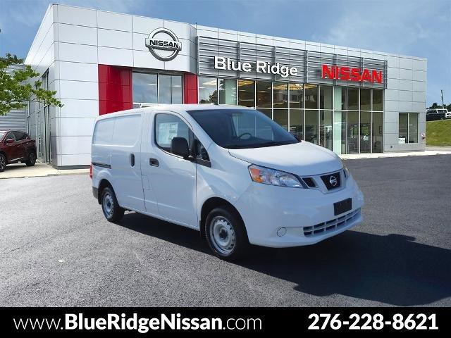 2020 Nissan NV200 Compact Cargo S I4 S Regular Unleaded I-4 2.0 L/122 [0]