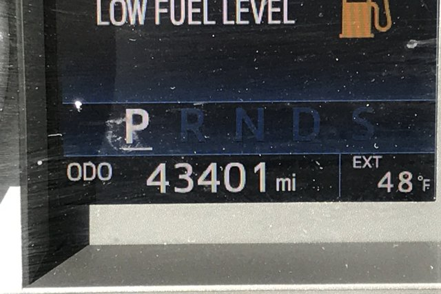 Used 2016 Toyota Tundra 4WD Truck CrewMax 5.7L V8 6-Spd AT LTD