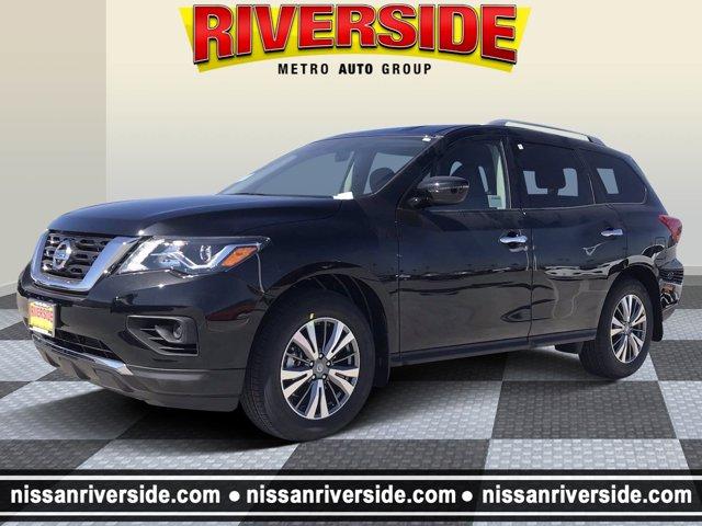 2020 Nissan Pathfinder S FWD S Regular Unleaded V-6 3.5 L/213 [4]