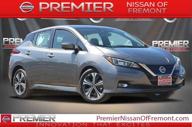 New 2020 Nissan LEAF in FREMONT, CA