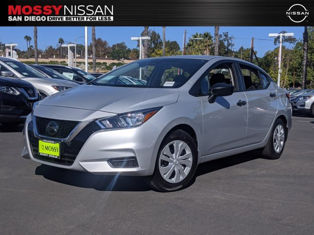 2021 Nissan Versa Sedan S S CVT Regular Unleaded I-4 1.6 L/98 [14]