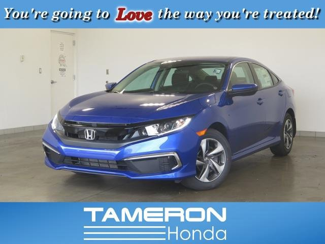 New 2020 Honda Civic Sedan in Birmingham, AL