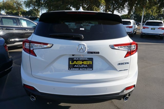 New 2020 Acura RDX AWD w-Advance Pkg