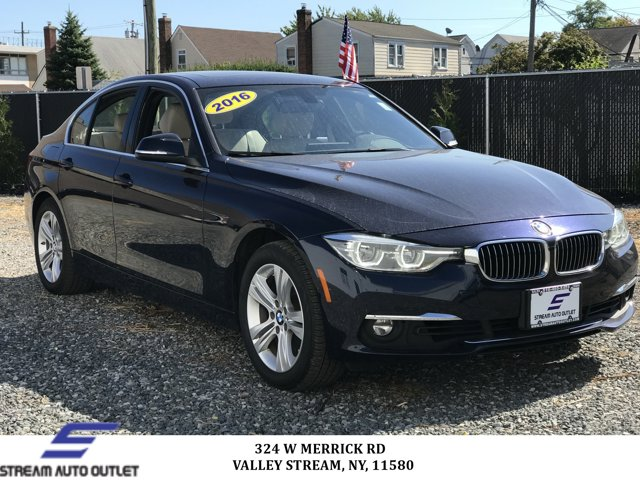 Used 2016 BMW 3 Series in Valley Stream, NY