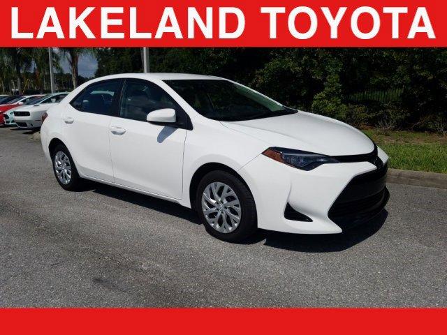 Used 2018 Toyota Corolla in Lakeland, FL