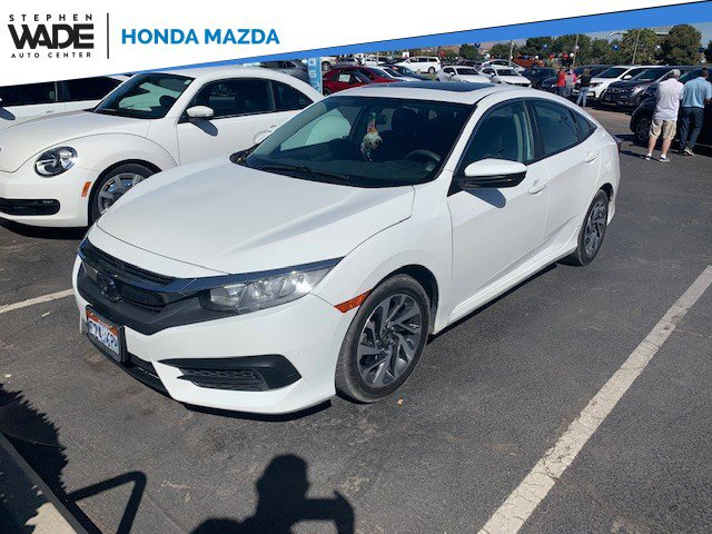 Used 2016 Honda Civic EX