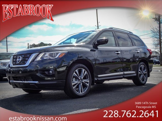 New 2019 Nissan Pathfinder in Pascagoula, MS