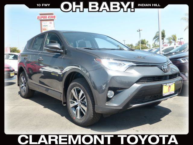 New 2018 Toyota RAV4 in Claremont, CA