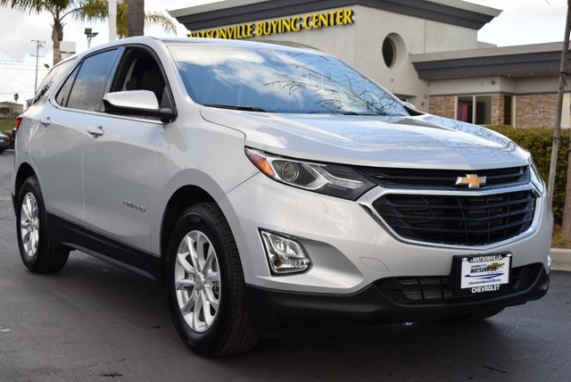 New 2020 Chevrolet Equinox in Watsonville, CA