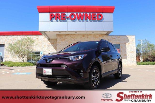 Used 2018 Toyota RAV4 in Granbury, TX