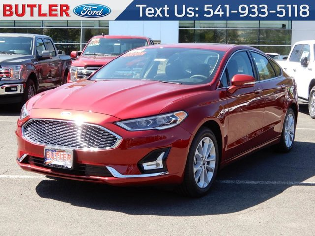 New 2019 Ford Fusion Energi in , OR