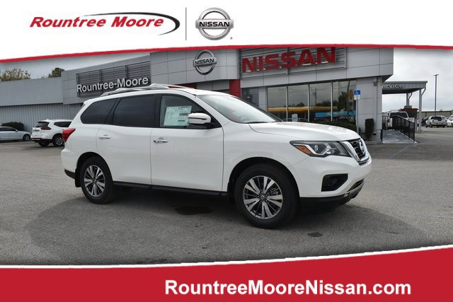 New 2020 Nissan Pathfinder in Lake City, FL