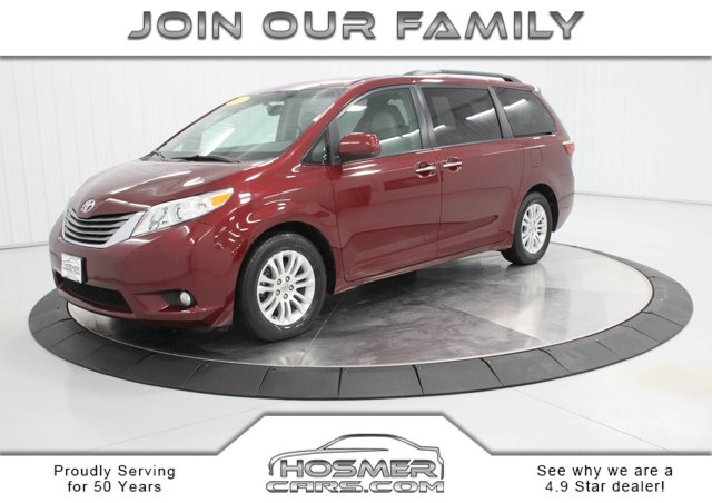 Used 2015 Toyota Sienna in Mason City, IA