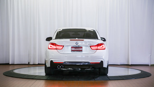Used 2018 BMW 4 Series 430i Convertible