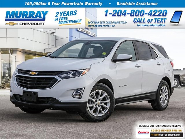 2021 Chevrolet Equinox LT FWD 4dr LT w/1LT Turbocharged Gas I4 1.5L/92 [2]