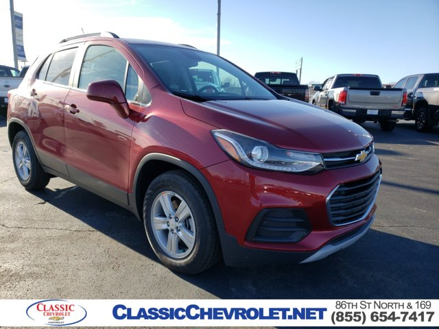 New 2020 Chevrolet Trax in Owasso, OK