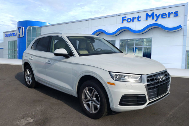 Used 2019 Audi Q5 in Fort Myers, FL