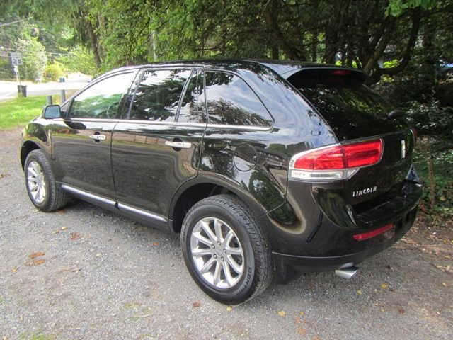 Used 2012 LINCOLN MKX FWD 4dr