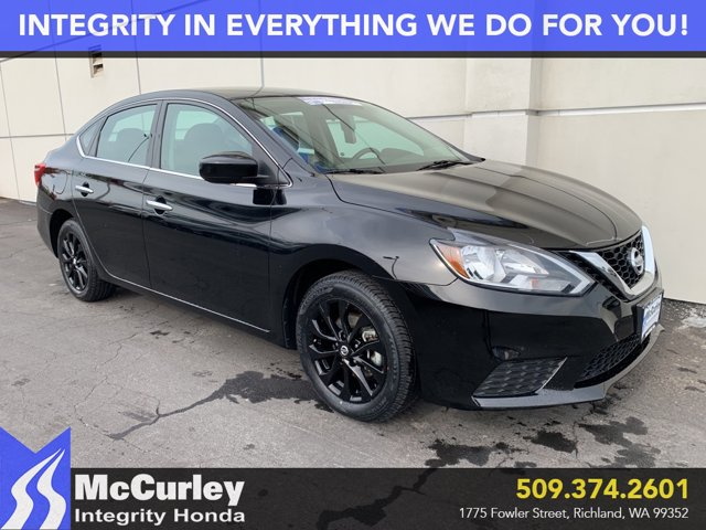 Used 2018 Nissan Sentra in Richland, WA