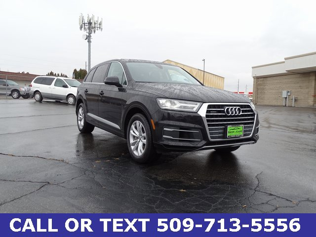 Used 2018 Audi Q7 in Pasco, WA