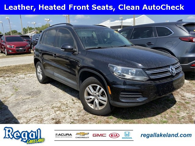 Used 2015 Volkswagen Tiguan in Lakeland, FL
