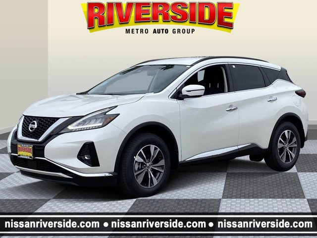 2021 Nissan Murano SV FWD SV Regular Unleaded V-6 3.5 L/213 [7]