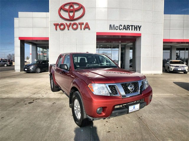 Used 2018 Nissan Frontier in Sedalia, MO