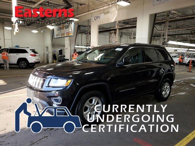2016 Jeep Grand Cherokee Laredo Sport Utility