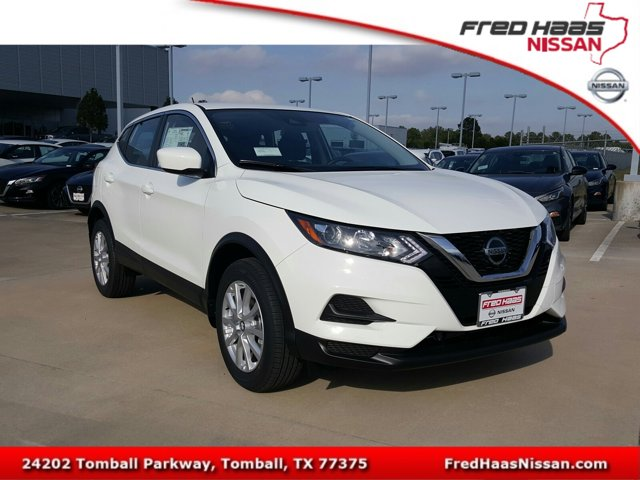 New 2020 Nissan Rogue Sport in Tomball, TX