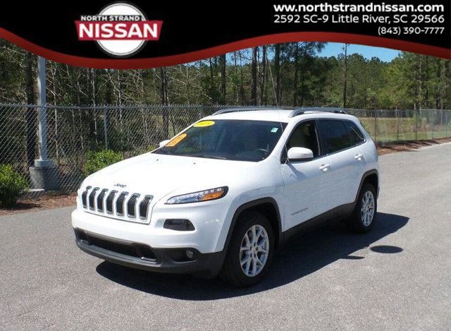 Used 2018 Jeep Cherokee in Little River, SC