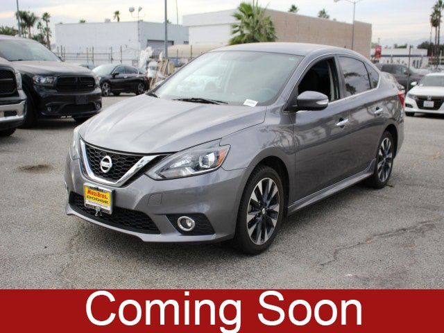 2017 Nissan Sentra SR SR CVT Regular Unleaded I-4 1.8 L/110 [5]