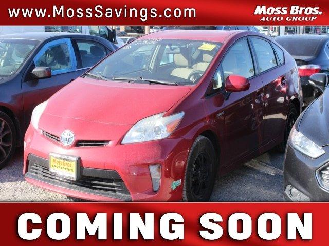2013 Toyota Prius  Gas/Electric I4 1.8L/110 [4]