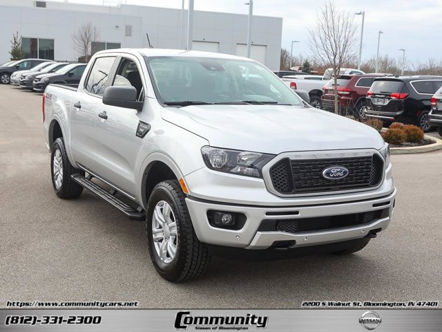 Used 2019 Ford Ranger in Bloomington, IN