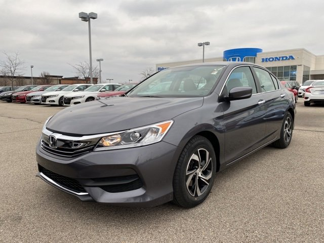 Used 2017 Honda Accord Sedan in Fishers, IN