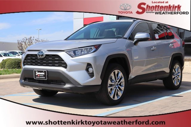 New 2020 Toyota RAV4 in Granbury, TX
