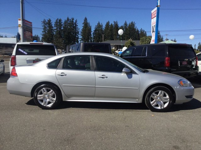 Used 2016 Chevrolet Impala Limited 4dr Sdn LT Fleet