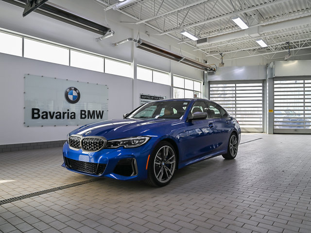 2021 BMW 3 Series M340i xDrive M340i xDrive Sedan North America Intercooled Turbo Gas/Electric I-6 3.0 L/183 [17]