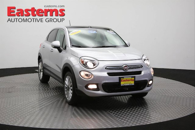 2016 FIAT 500X for sale 114547 2