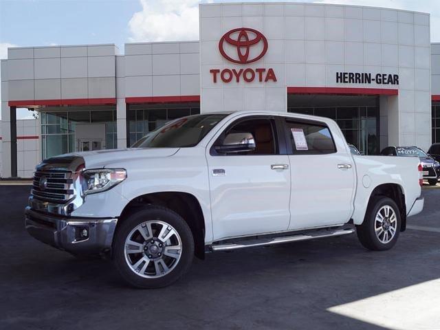 2018 Toyota Tundra 1794Edition