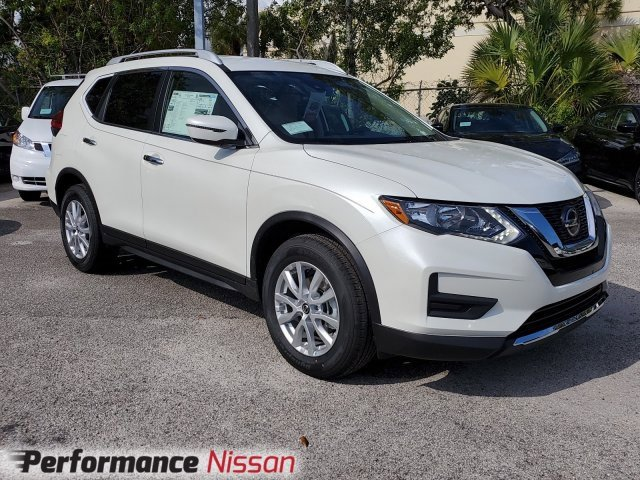 New 2020 Nissan Rogue in Pompano Beach, FL