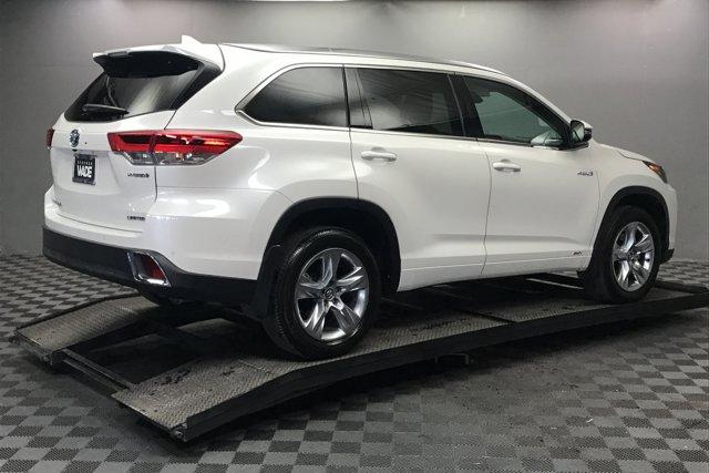 Used 2019 Toyota Highlander Hybrid Limited