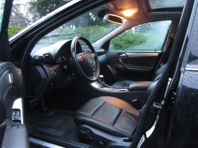 Used 2006 Mercedes-Benz C-Class 4dr Sport Sdn 2.5L