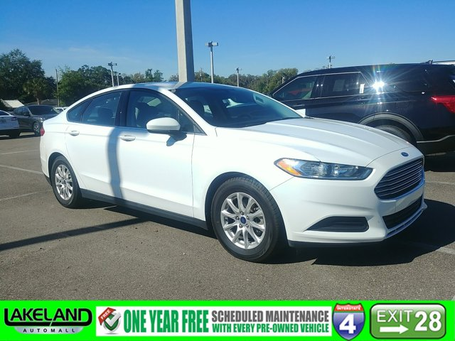 Used 2016 Ford Fusion in Lakeland, FL