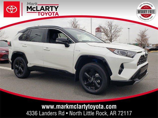 New 2020 Toyota RAV4 Hybrid in North Little Rock, AR
