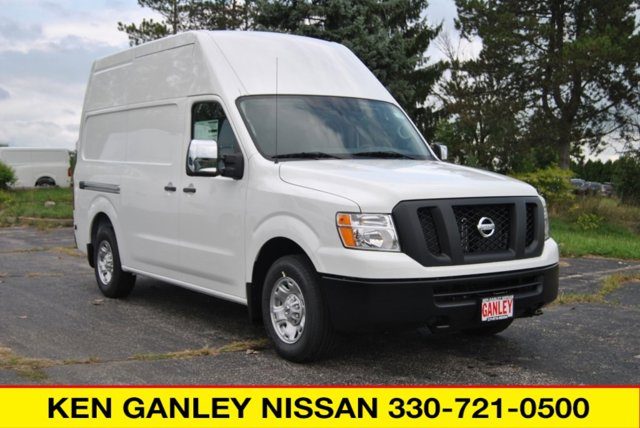 New 2018 Nissan NV Cargo in Medina, OH
