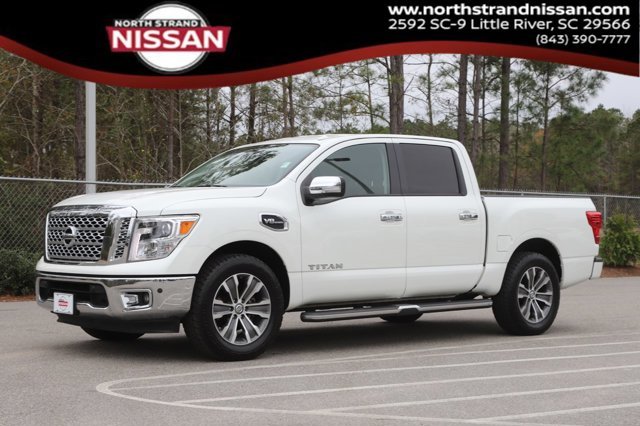 Used 2017 Nissan Titan in Little River, SC